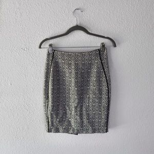 Woven The Limited Pencil Skirt